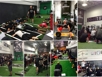 March 4, 2018 – Core Strength & Performance